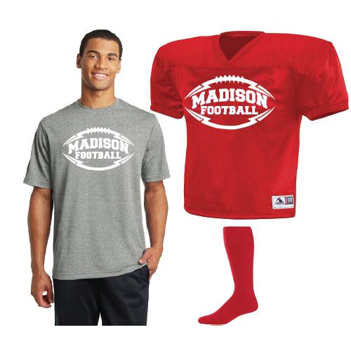 Madison Football Spirit Pack 2018