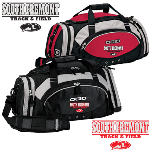 6242d8b17 South Fremont 711003 Ogio All Terrain Duffel – Black or Red – Kettle ...